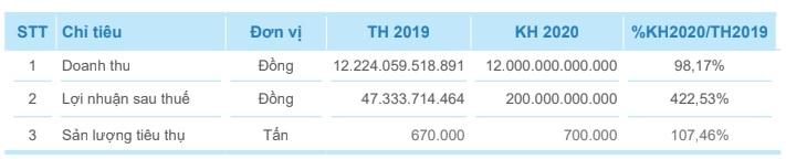 Thép Nam Kim đặt kế hoạch lợi nhuận sau thế gấp 4 lần năm 2019 - Ảnh 1.
