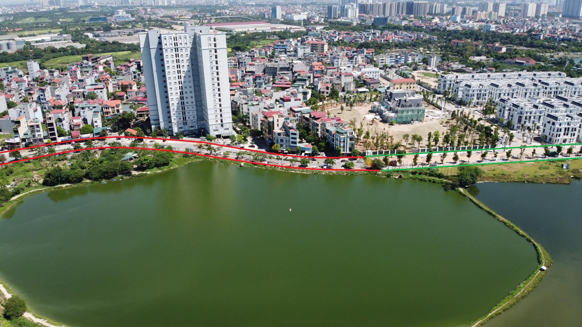 đường sẽ mở theo qui hoạch ở phường Thạch Bàn, Long Biên, Hà Nội - Ảnh 4.