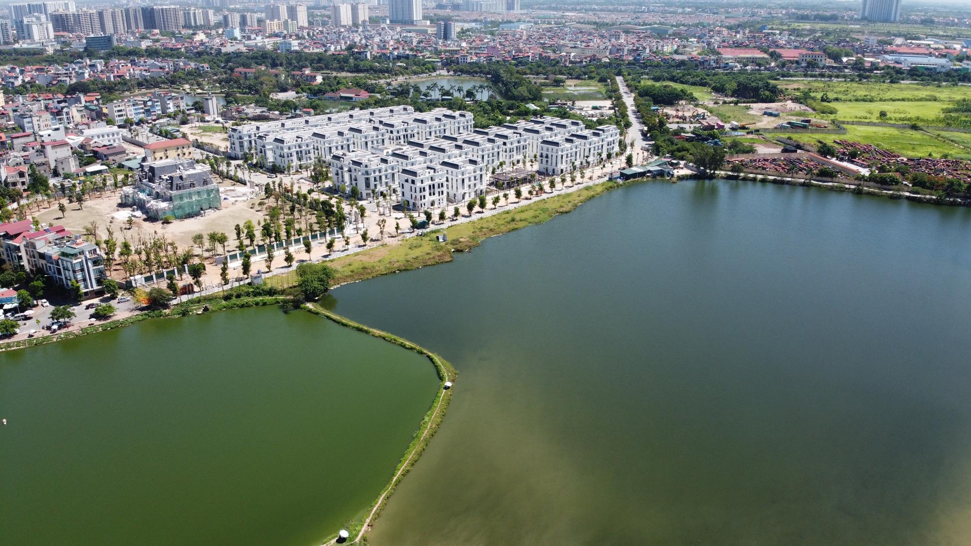 đường sẽ mở theo qui hoạch ở phường Thạch Bàn, Long Biên, Hà Nội - Ảnh 5.
