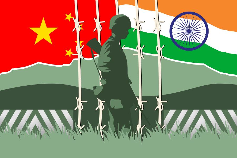 [Infographic] Nhìn lại cán cân Trung Quốc - Ấn Độ giữa căng thẳng biên giới - Ảnh 1.