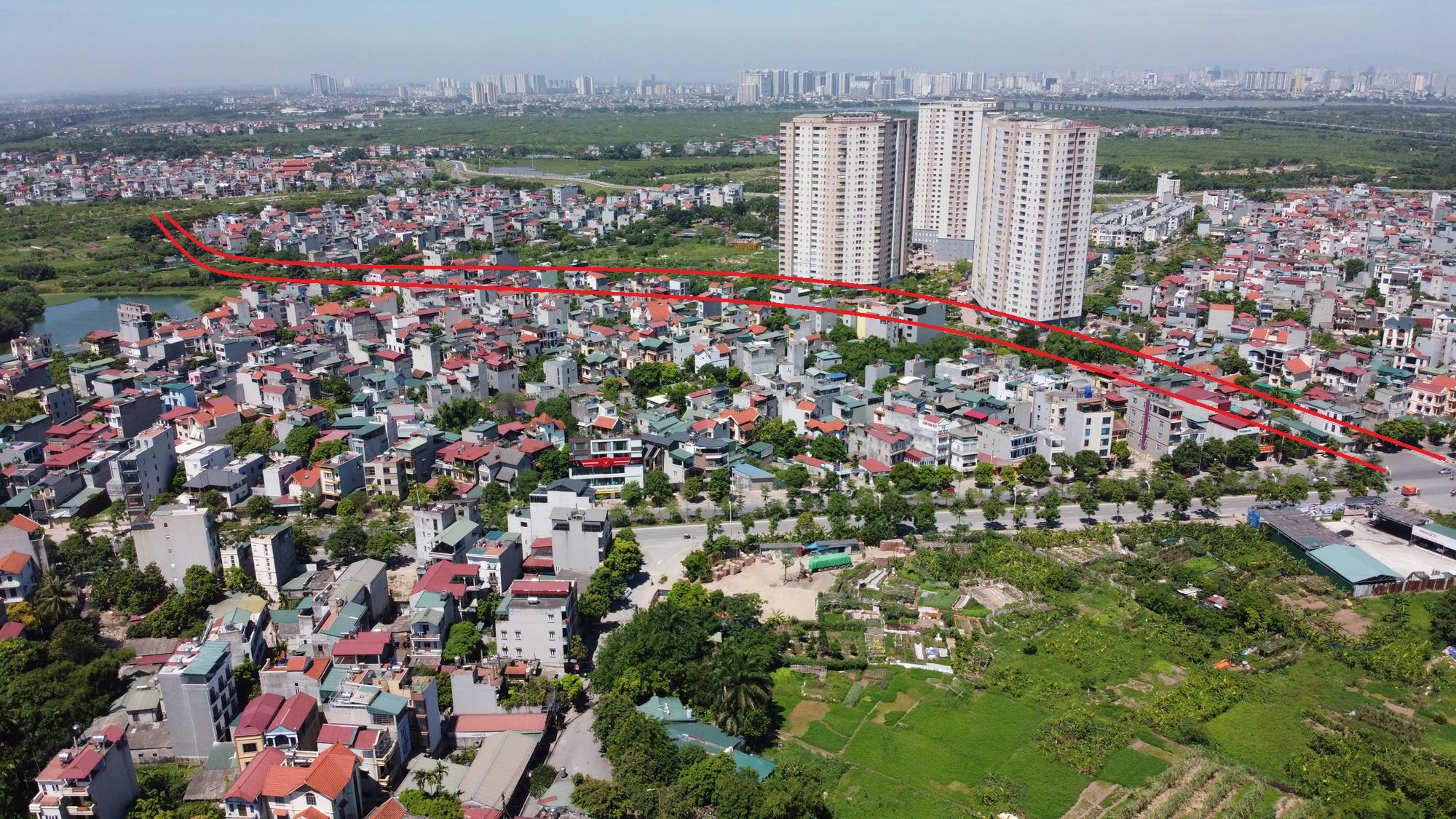 5 đường sẽ mở theo qui hoạch ở phường Thạch Bàn, Long Biên, Hà Nội - Ảnh 24.