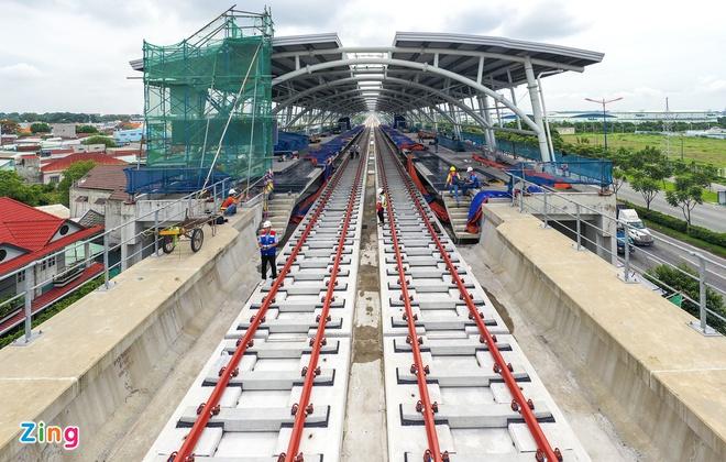 TP HCM yêu cầu giải quyết dứt điểm vướng mắc 2 dự án đường sắt đô thị - Ảnh 1.