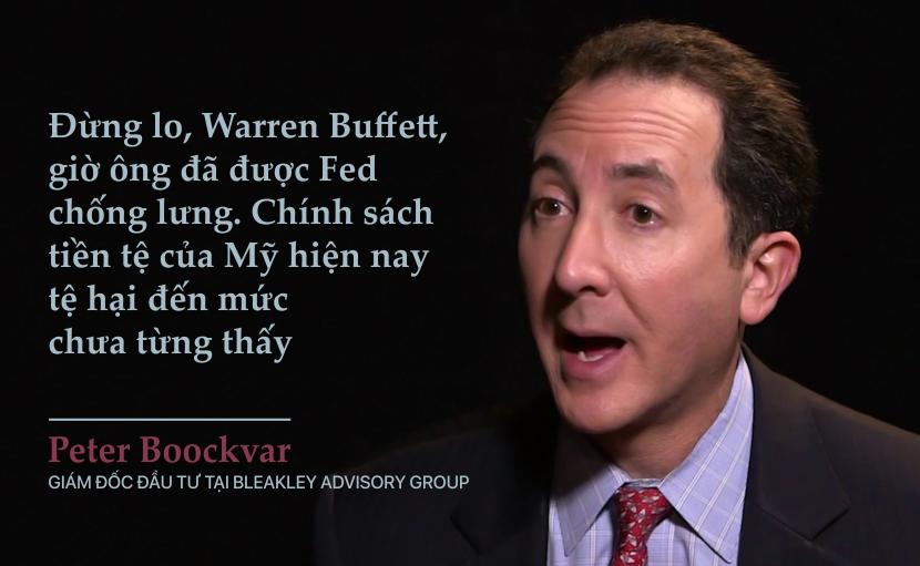 Fed cứu trợ cả những ông lớn đang thừa tiền như Berkshire Hathaway - Ảnh 1.