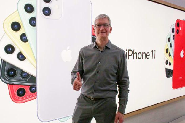 Điện thoại 5G của Apple gây sức ép lớn đối với các nhà cung cấp
