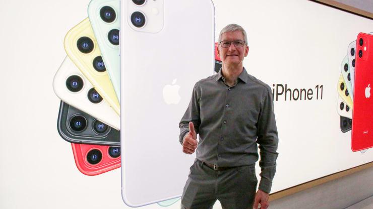 Điện thoại 5G của Apple đang tạo nên sức ép lớn đối với các nhà cung cấp - Ảnh 1.