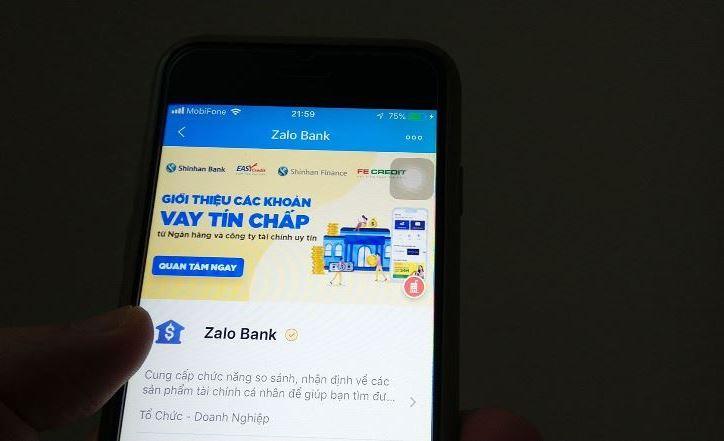 Bộ Công Thương không quản lý và cấp phép cho Zalo Bank - Ảnh 1.