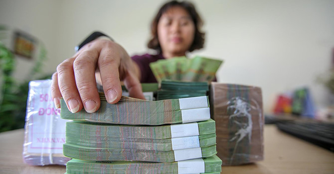 Các ngân hàng có tham vọng khi đặt chỉ tiêu tăng trưởng lợi nhuận hai con số trong năm 2020? - Ảnh 1.