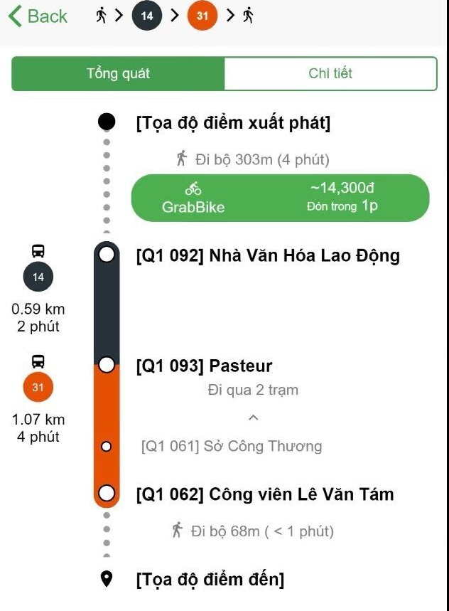 TP HCM: Grab phối hợp ra mắt ứng dụng kết nối xe bus với dịch vụ gọi xe  - Ảnh 1.