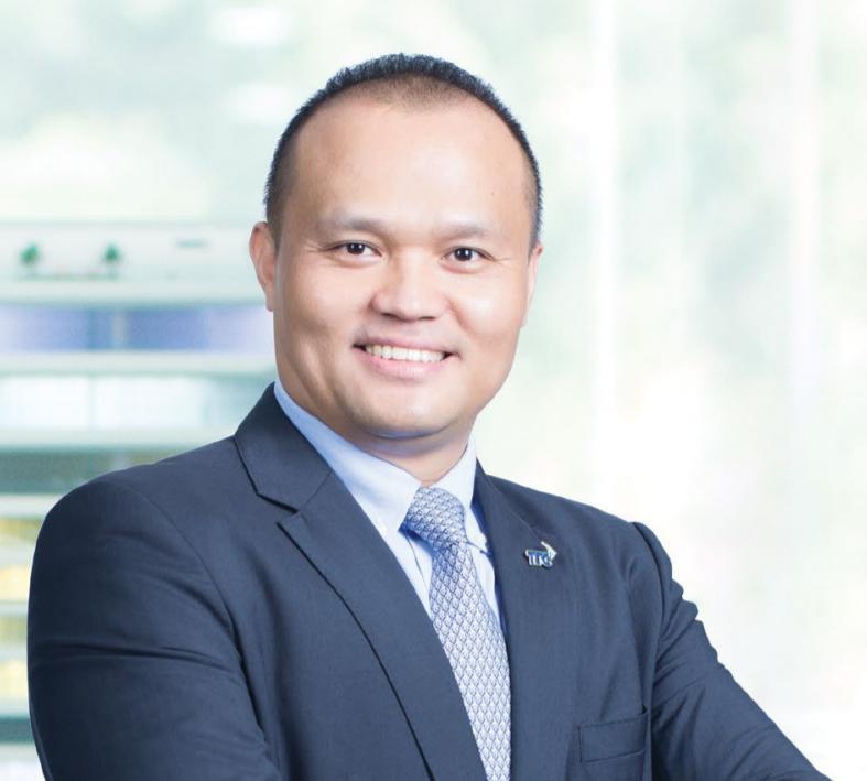 HDBank bổ nhiệm cựu Chủ tịch TTC Land làm Phó Tổng giám đốc - Ảnh 1.