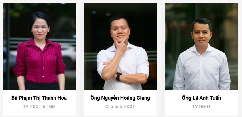 Hai công ti của cựu CEO VNDirect Nguyễn Hoàng Giang tăng vốn thần tốc trước khi thâu tóm Chứng khoán Đại Nam - Ảnh 1.