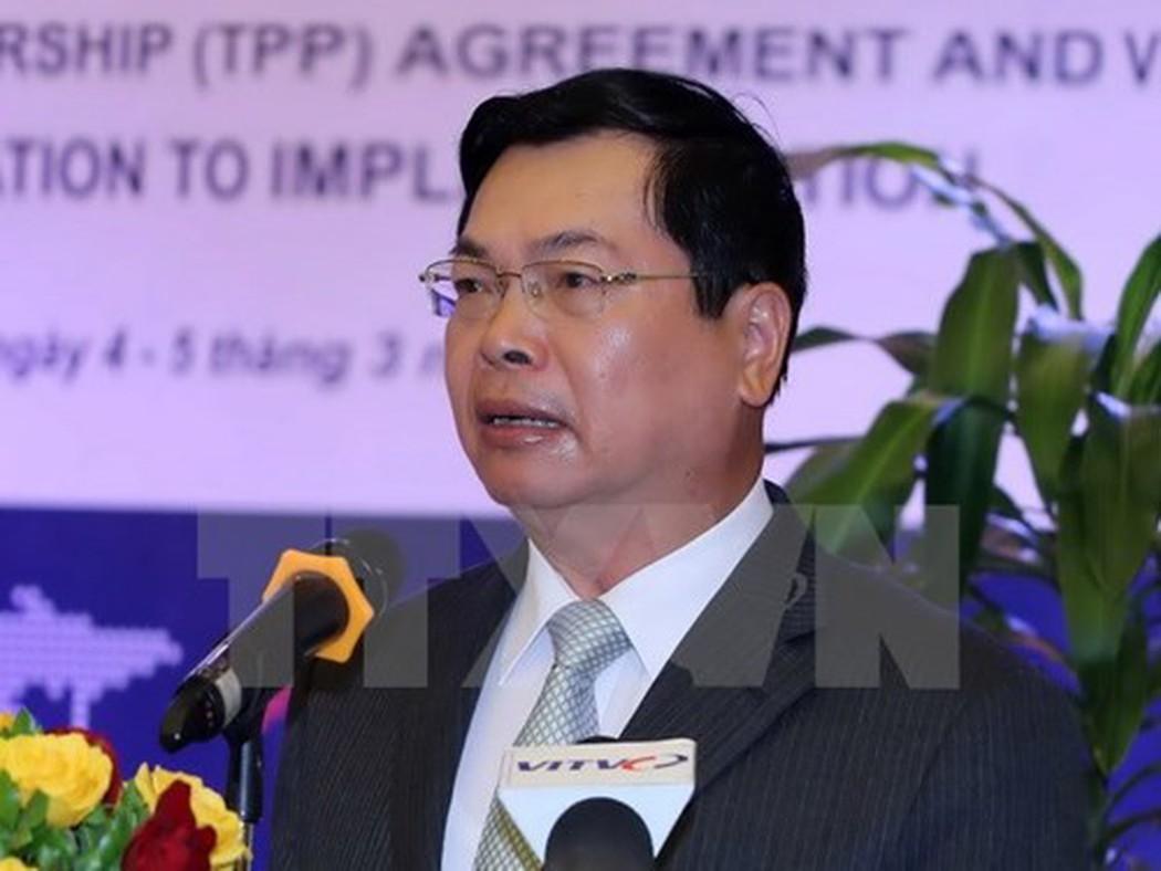 Khởi tố cựu Bộ trưởng Công Thương Vũ Huy Hoàng và cựu Thứ trưởng Công Thương Hồ Thị Kim Thoa - Ảnh 1.