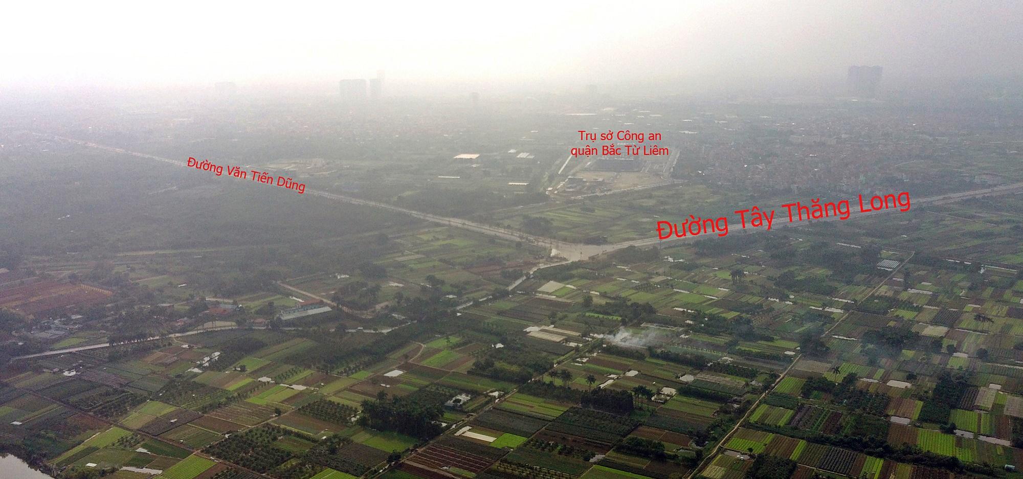 Những mảnh đất sẽ được đào hồ lớn ở quận Bắc Từ Liêm - Ảnh 11.