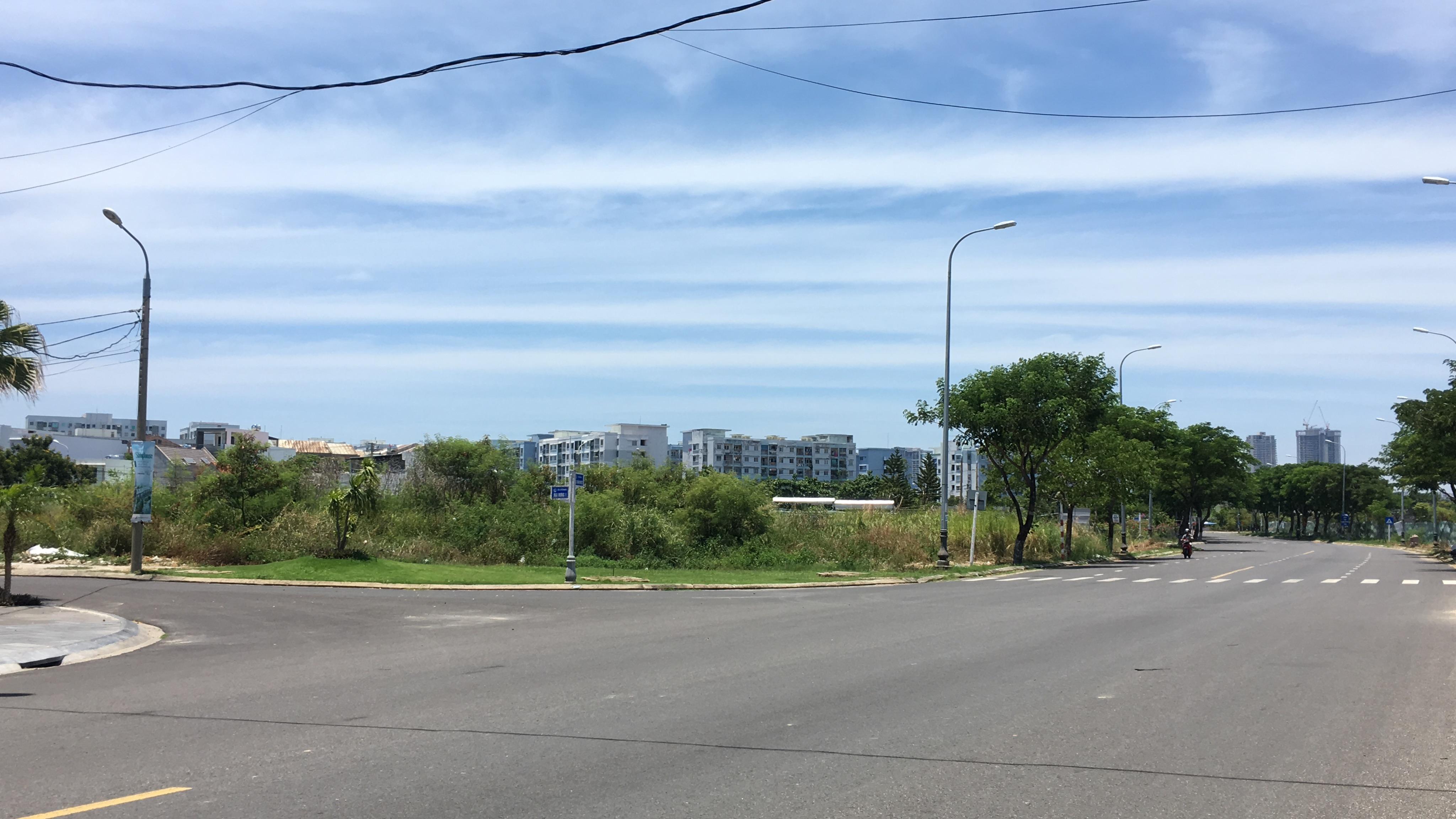 Cận cảnh đất vàng ven sông Hàn, Tập đoàn Đông Đô trúng đấu giá hơn 310 tỉ đồng để xây dựng chung cư - Ảnh 1.