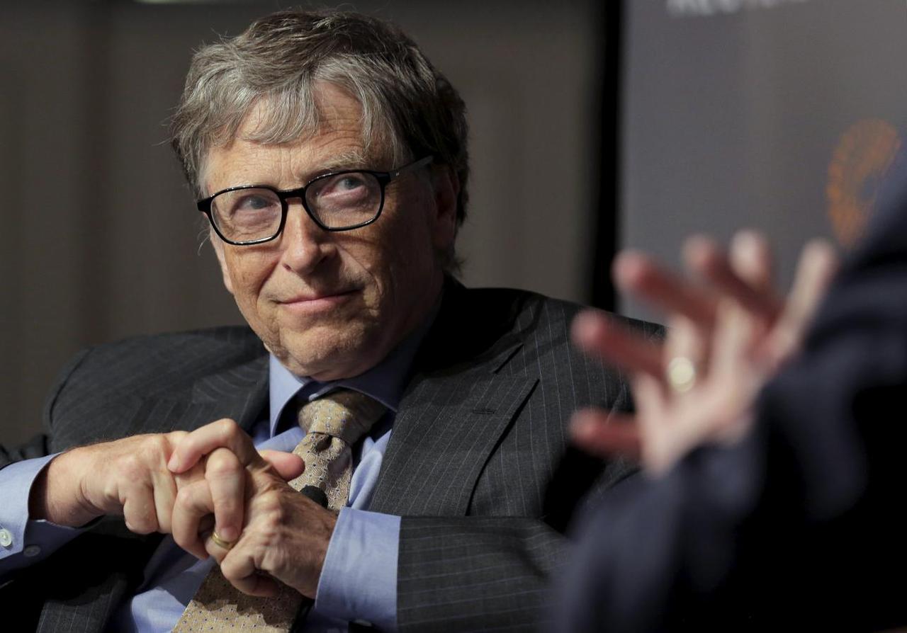 Bill Gates: Không nên sản xuất vắc xin COVID-19 vì lợi nhuận - Ảnh 1.