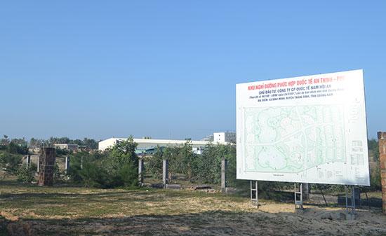 Chấm dứt hoạt động dự án nghỉ dưỡng An Thịnh-PPC 4.300 tỉ đồng - Ảnh 1.