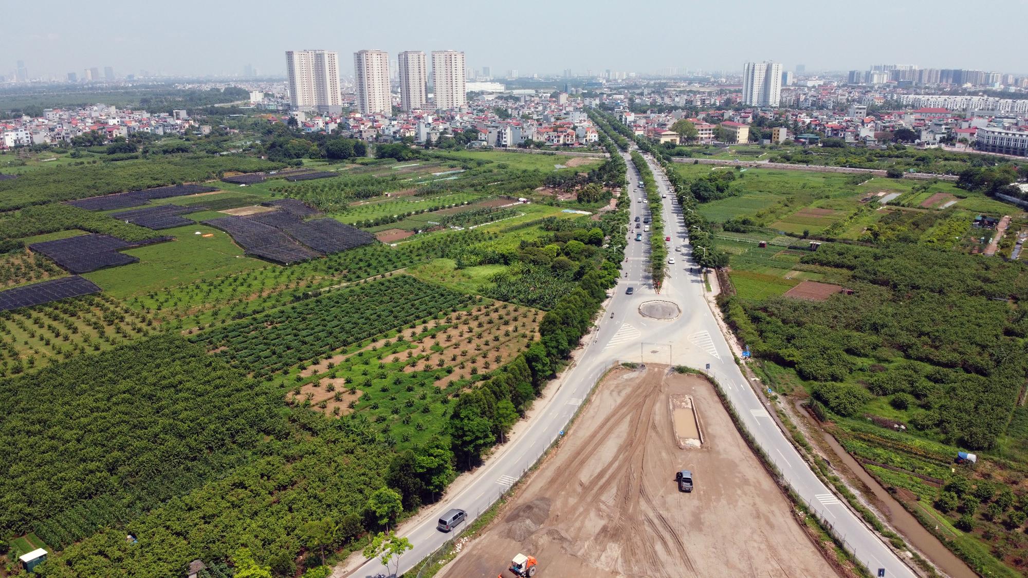 Những mảnh đất sẽ được đào hồ lớn ở quận Long Biên - Ảnh 2.