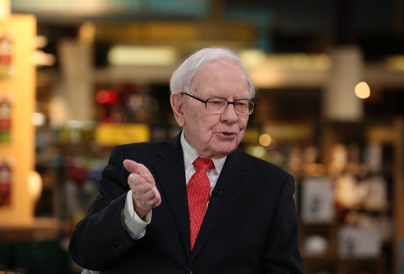 Lời khuyên của Warren Buffett dành cho 'nhà đầu tư thông thường' - Ảnh 1.