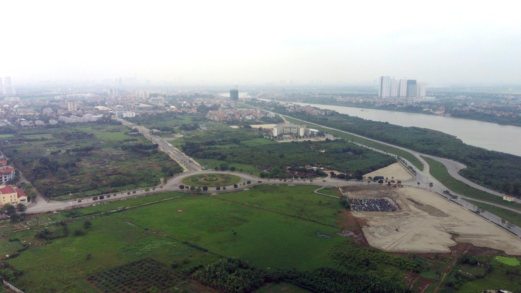 Những mảnh đất sẽ được đào hồ lớn ở quận Long Biên - Ảnh 15.
