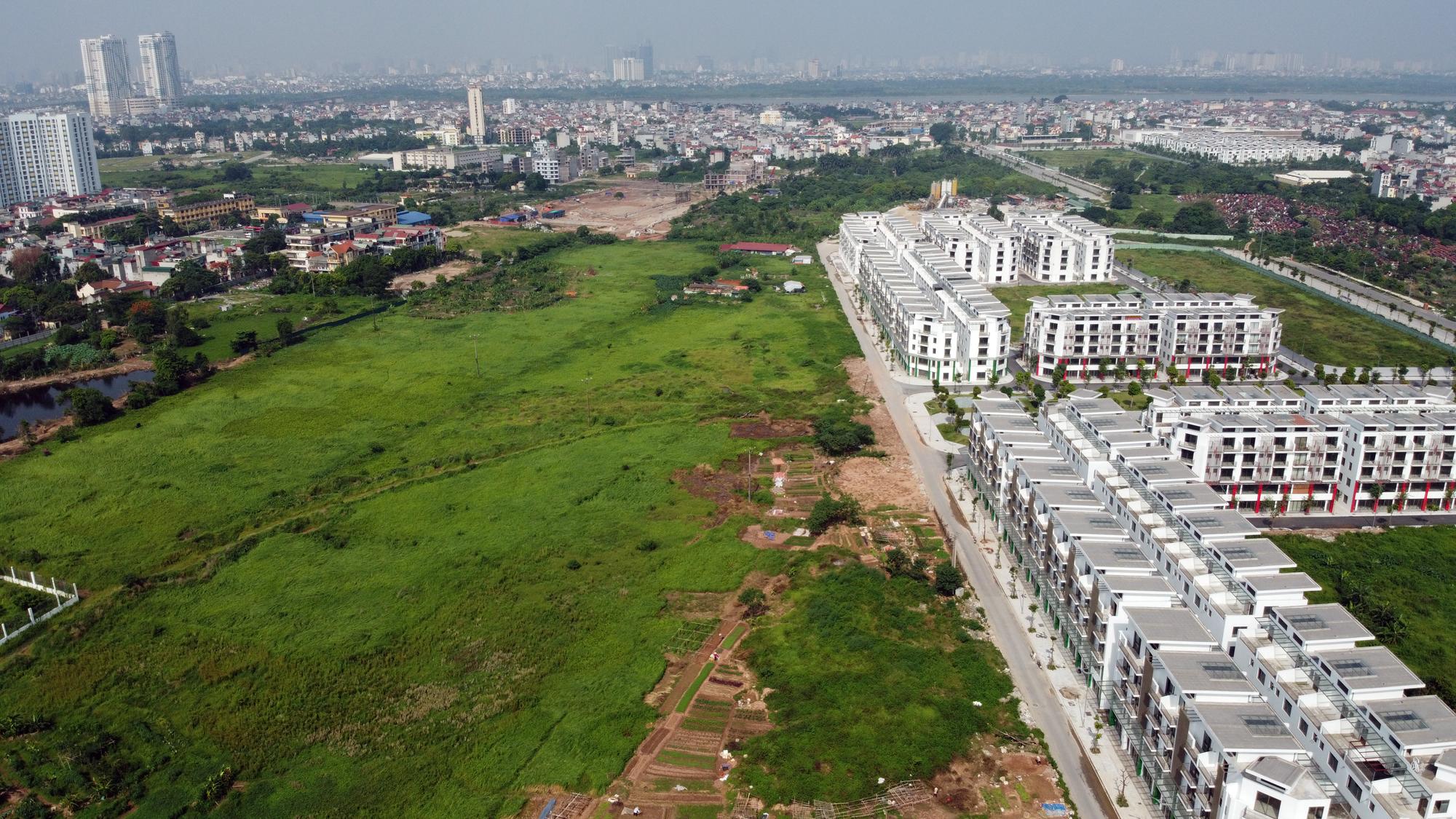 Những mảnh đất sẽ được đào hồ lớn ở quận Long Biên - Ảnh 6.