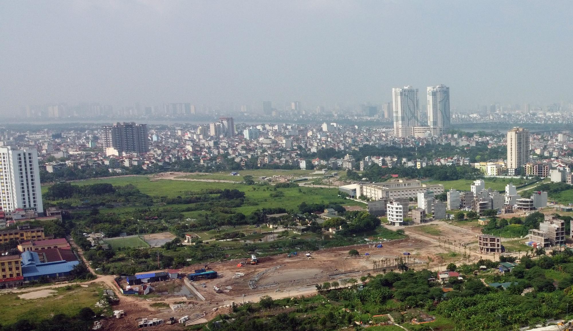 Những mảnh đất sẽ được đào hồ lớn ở quận Long Biên - Ảnh 11.