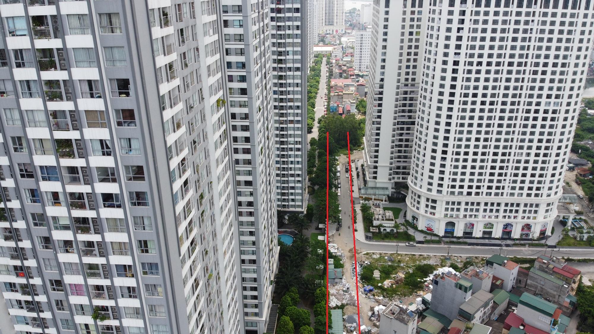 Ba đường sẽ mở theo qui hoạch ở phường Mai Động, Hoàng Mai, Hà Nội - Ảnh 8.