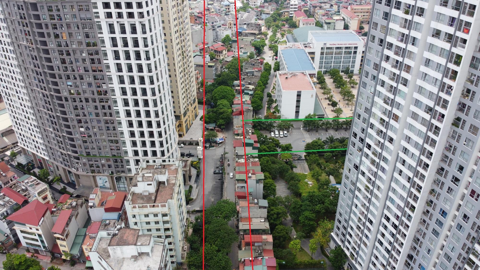 Ba đường sẽ mở theo qui hoạch ở phường Mai Động, Hoàng Mai, Hà Nội - Ảnh 11.