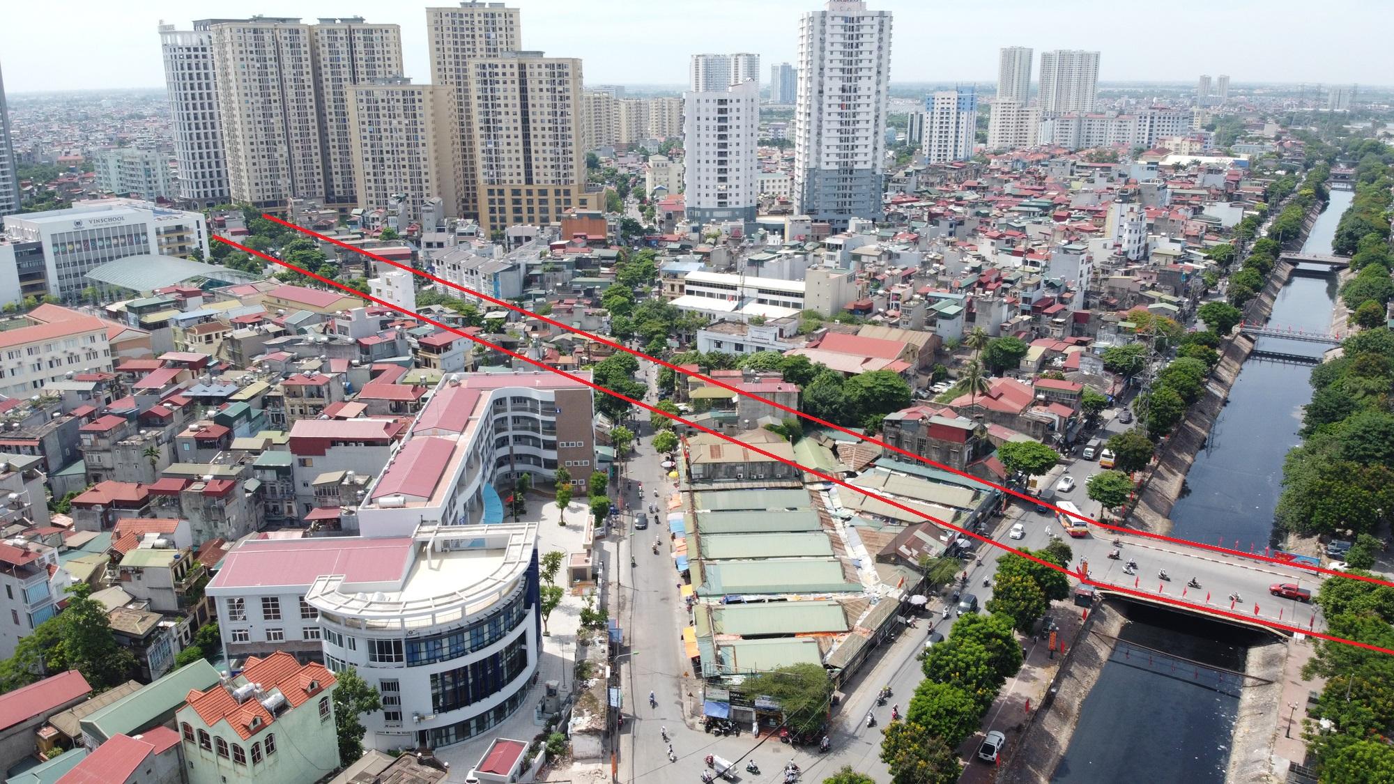 Ba đường sẽ mở theo qui hoạch ở phường Mai Động, Hoàng Mai, Hà Nội - Ảnh 4.