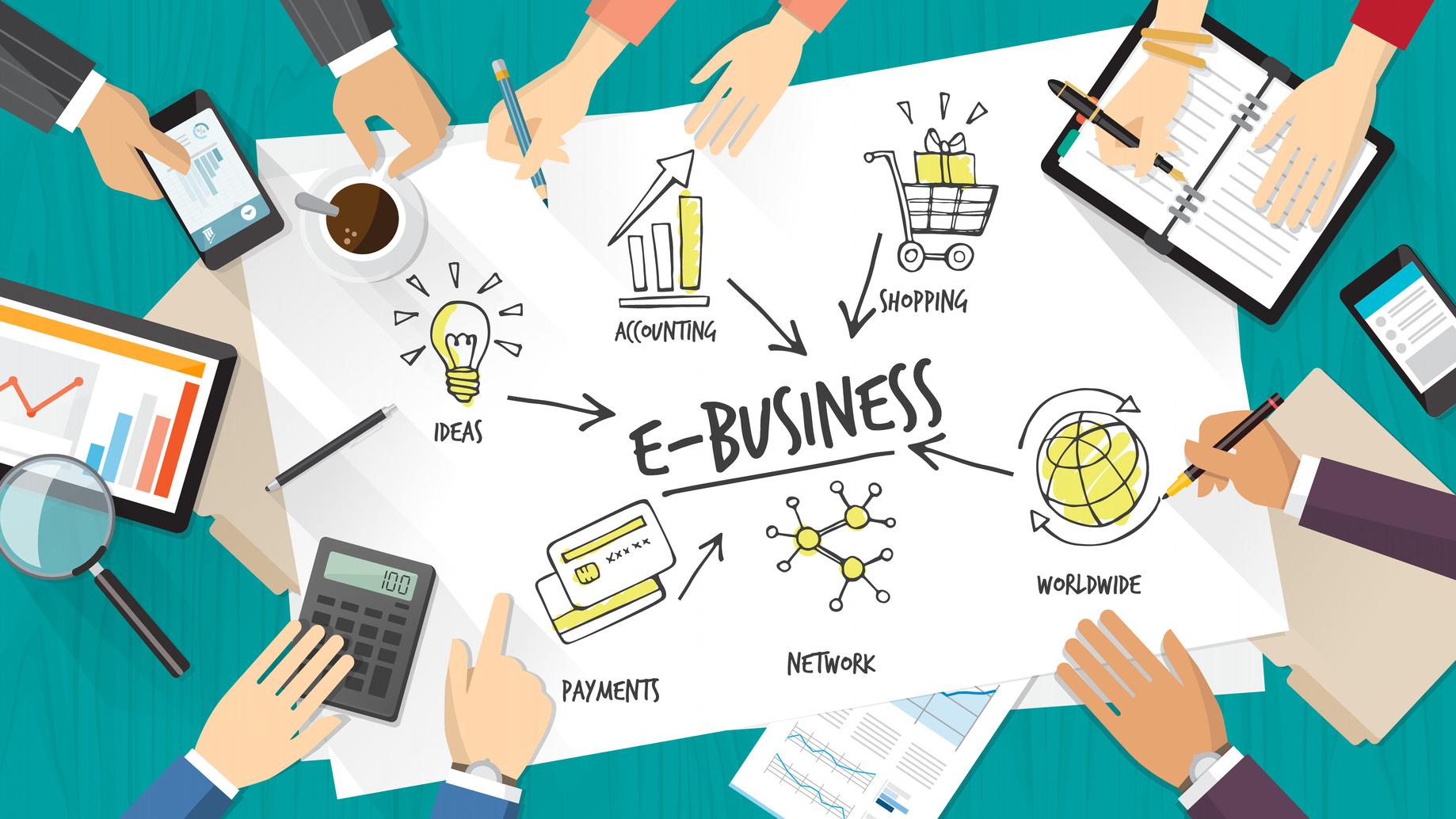 e business1 1 15947429895661867761976 - Kinh nghiệm kinh doanh cửa hàng điện máy hiệu quả