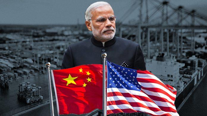 Ấn Độ không nghiêng về phía nào trong tam giác quan hệ Mỹ - Trung - Ấn? - Ảnh 1.