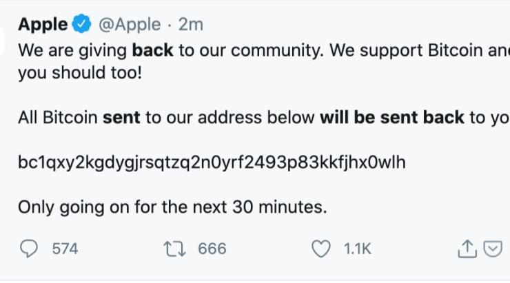 Tài khoản Twitter của nhiều nhân vật cấp cao nghi ngờ bị tin tặc tấn công nhằm lừa đảo bitcoin - Ảnh 3.