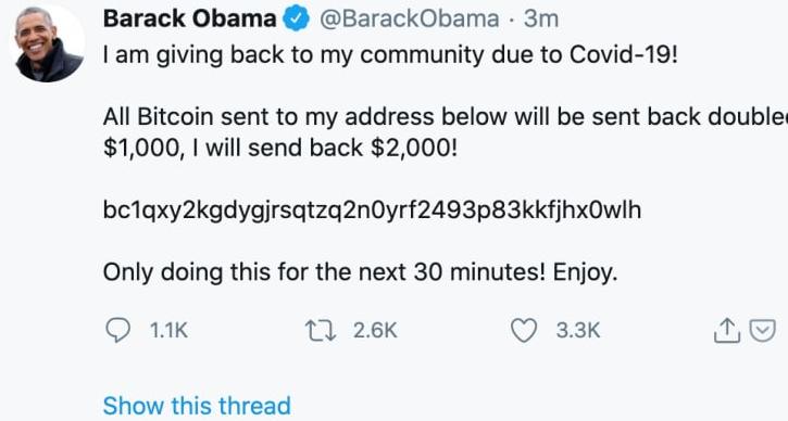 Tài khoản Twitter của nhiều nhân vật cấp cao nghi ngờ bị tin tặc tấn công nhằm lừa đảo bitcoin - Ảnh 5.