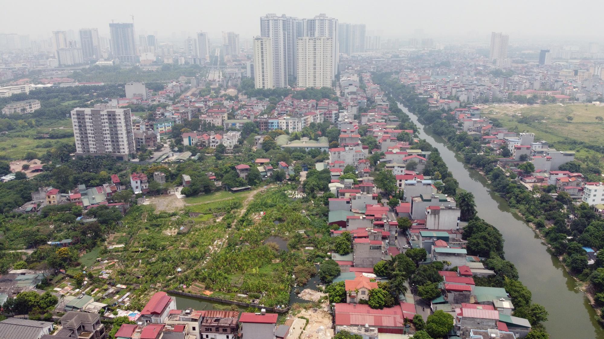 Đường sẽ mở theo qui hoạch ở Hà Nội: Toàn cảnh trục Hồ Tây - Ba Vì đến Vành đai 4 - Ảnh 15.