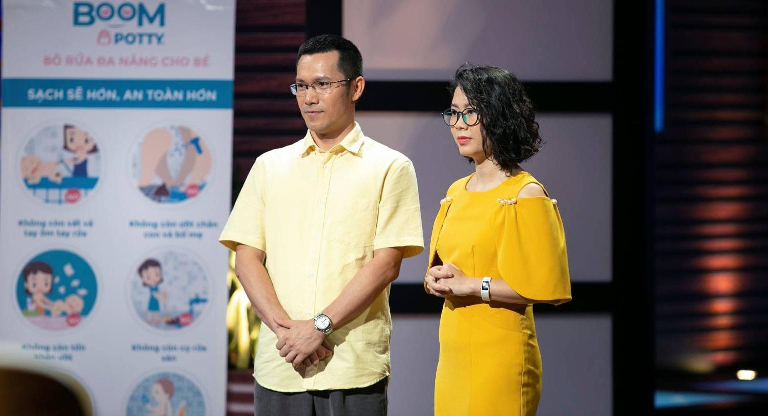 Startup bô rửa đa năng Boom Potty: Đã vượt qua điểm hòa vốn, mục tiêu số 1 thị trường Việt Nam trong tương lai - Ảnh 2.