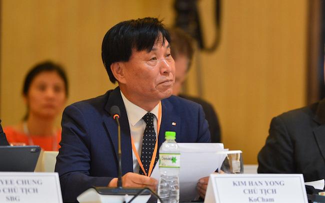 Kocham: Công ty Hàn Quốc tại Việt Nam đang bị đánh thuế 2 lần  - Ảnh 1.