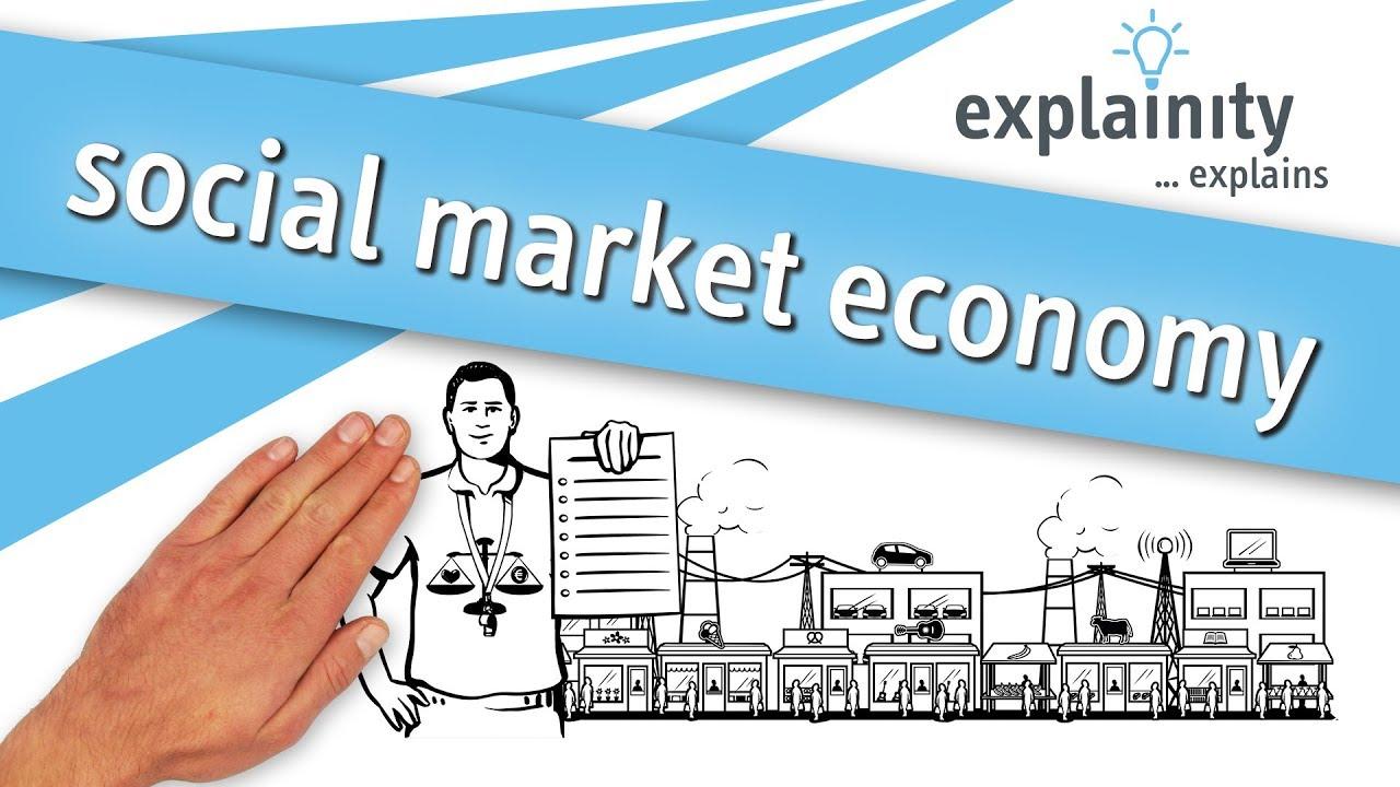 Mô hình kinh tế thị trường xã hội (Social market economy - SOME) là gì? - Ảnh 1.