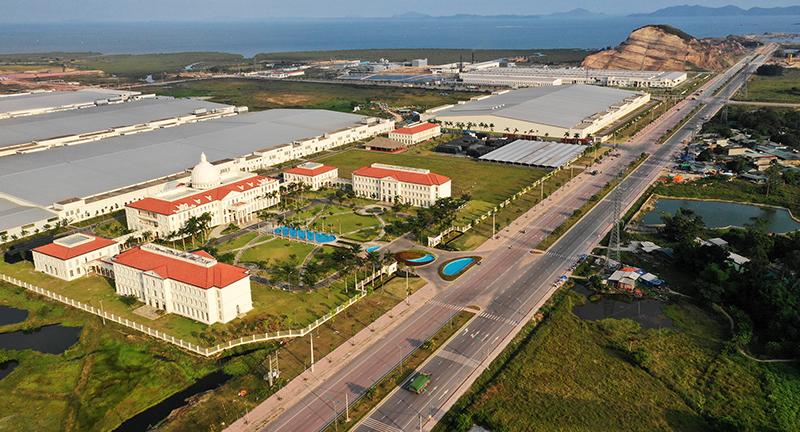 Quảng Ninh đồng ý cho Tập đoàn Bến Thành nghiên cứu đầu tư 2 dự án hơn 65.000 tỉ đồng - Ảnh 1.