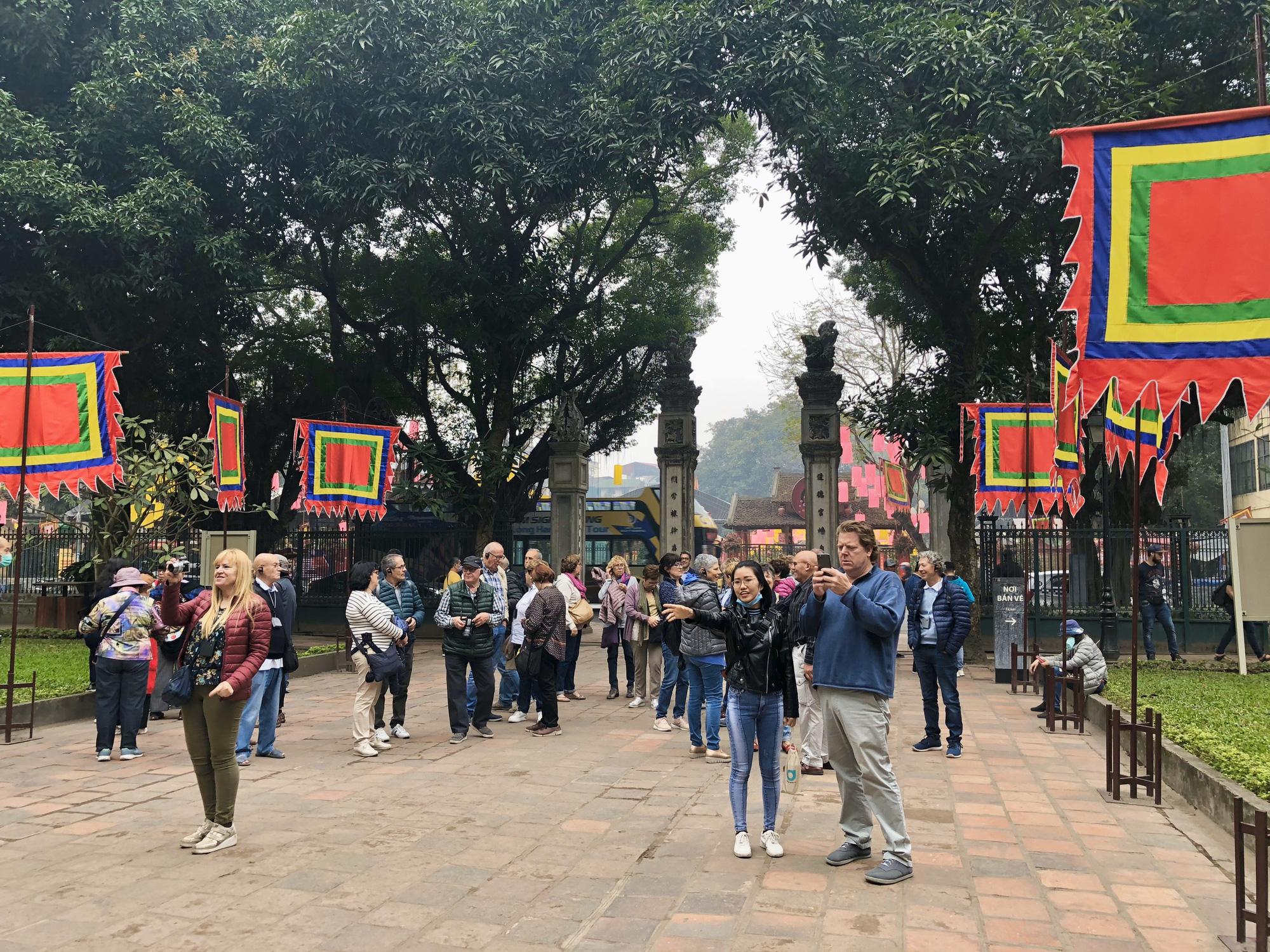 Giám đốc Công ty lữ hành Hanoitourist: Có thể khép kín chu trình tour cho khách quốc tế để đảm bảo an toàn - Ảnh 3.