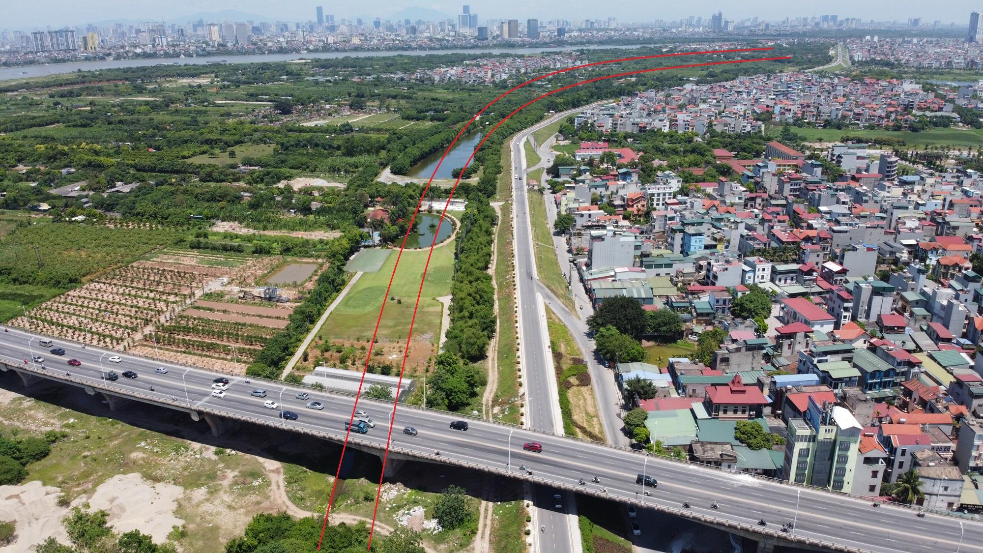 đường sẽ mở theo qui hoạch ở phường Long Biên, quận Long Biên, Hà Nội - Ảnh 4.