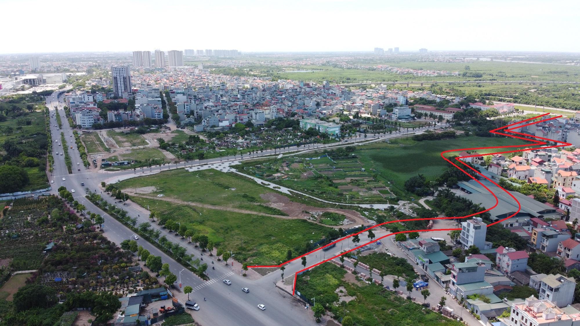 5 đường sẽ mở theo qui hoạch ở phường Long Biên, quận Long Biên, Hà Nội - Ảnh 12.