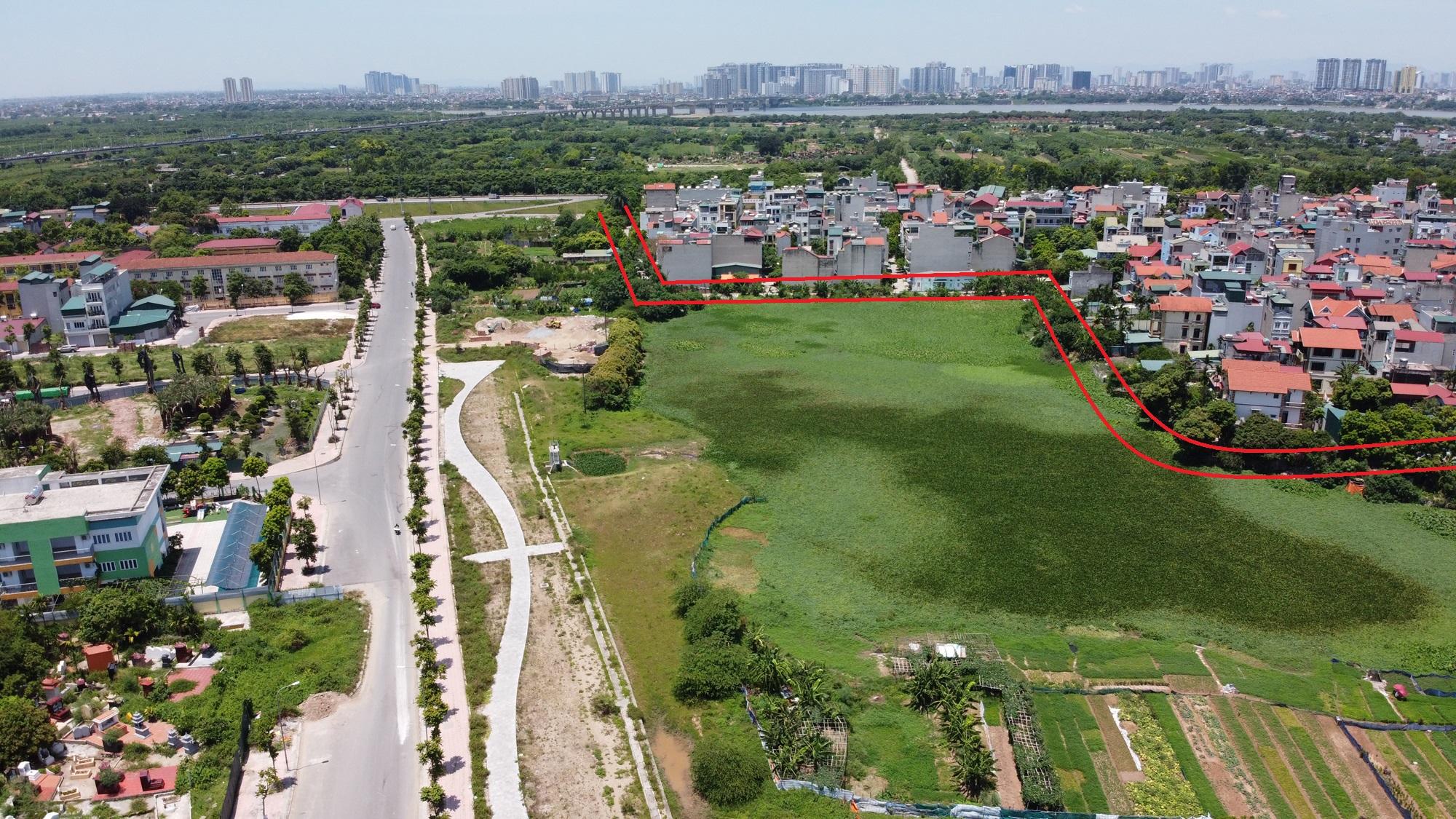 5 đường sẽ mở theo qui hoạch ở phường Long Biên, quận Long Biên, Hà Nội - Ảnh 13.