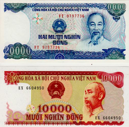Tiền đình chỉ lưu hành là gì? Một số đồng tiền đã hết giá trị lưu hành tại Việt Nam - Ảnh 1.