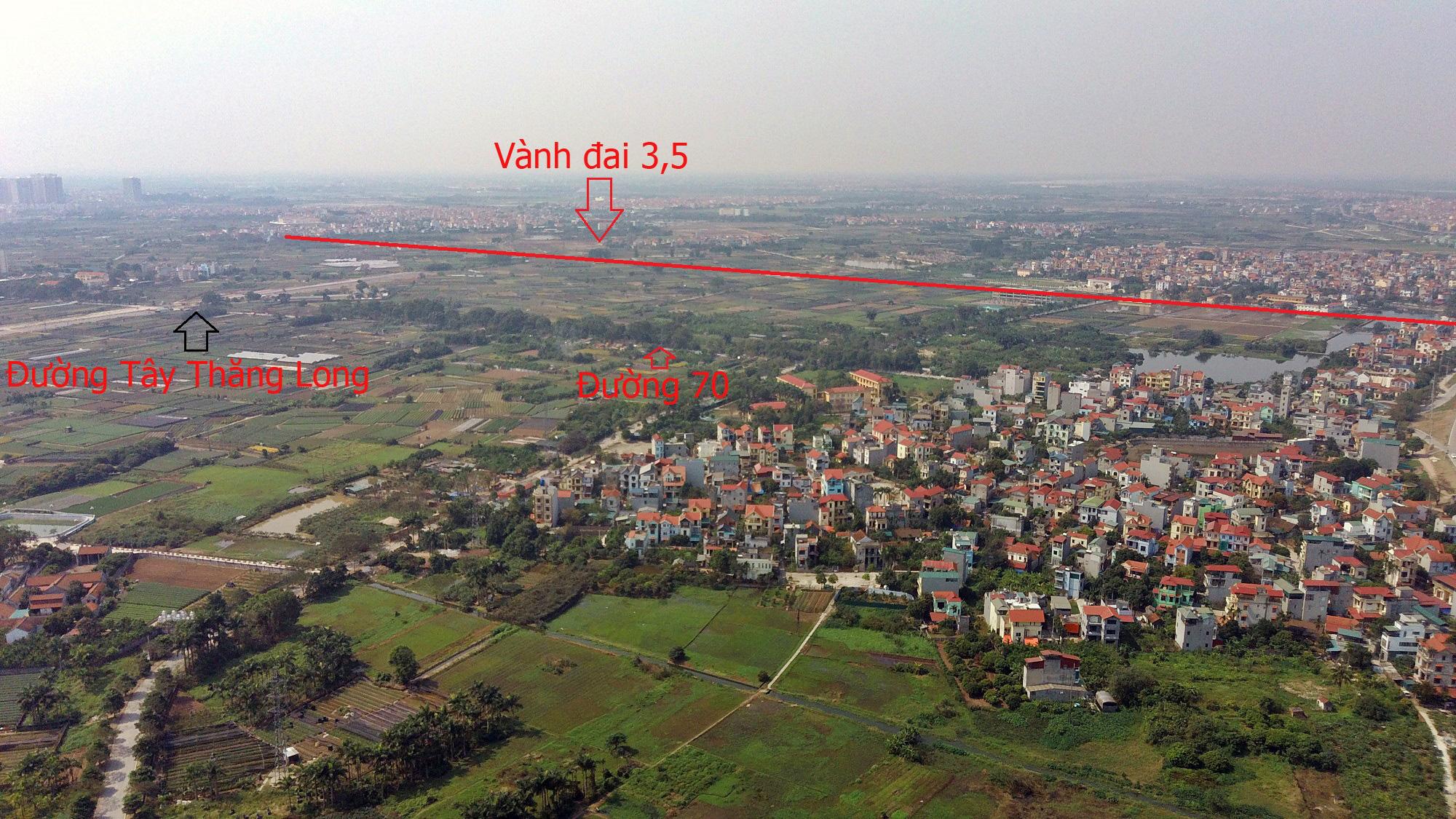 Cầu sẽ mở theo qui hoạch ở Hà Nội: Toàn cảnh cầu Thượng Cát nối Bắc Từ Liêm với Đông Anh - Ảnh 7.
