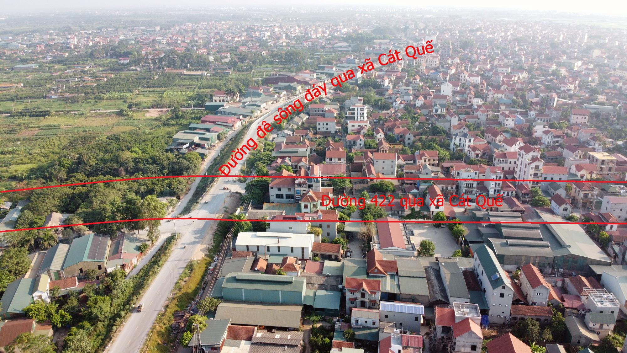 Trục đường Hồ Tây - Ba Vì qua Hòa Lạc sẽ mở theo qui hoạch: Toàn cảnh đoạn Vành đai 4 đến đường Hòa Lạc - Hòa Bình - Ảnh 4.
