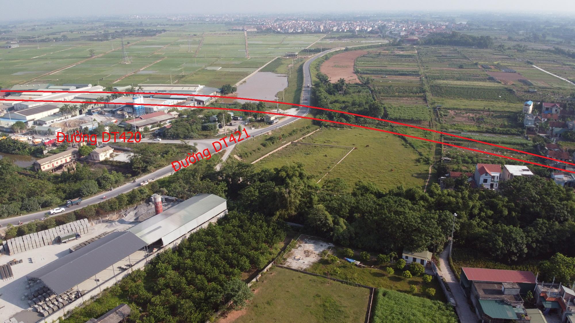 Trục đường Hồ Tây - Ba Vì qua Hòa Lạc sẽ mở theo qui hoạch: Toàn cảnh đoạn Vành đai 4 đến đường Hòa Lạc - Hòa Bình - Ảnh 8.