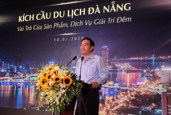 Đà Nẵng ưu tiên xem xét vốn đầu tư công để phát triển kinh tế đêm - Ảnh 1.