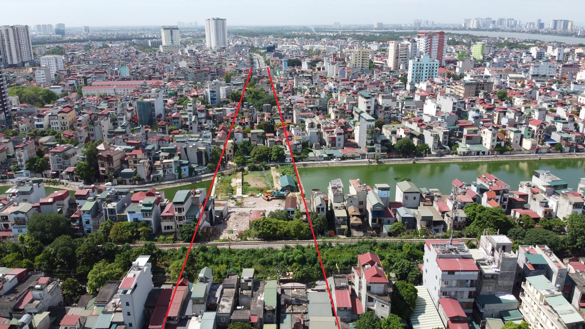 Đường sẽ mở theo qui hoạch ở phường Ngọc Lâm, Long Biên, Hà Nội - Ảnh 4.