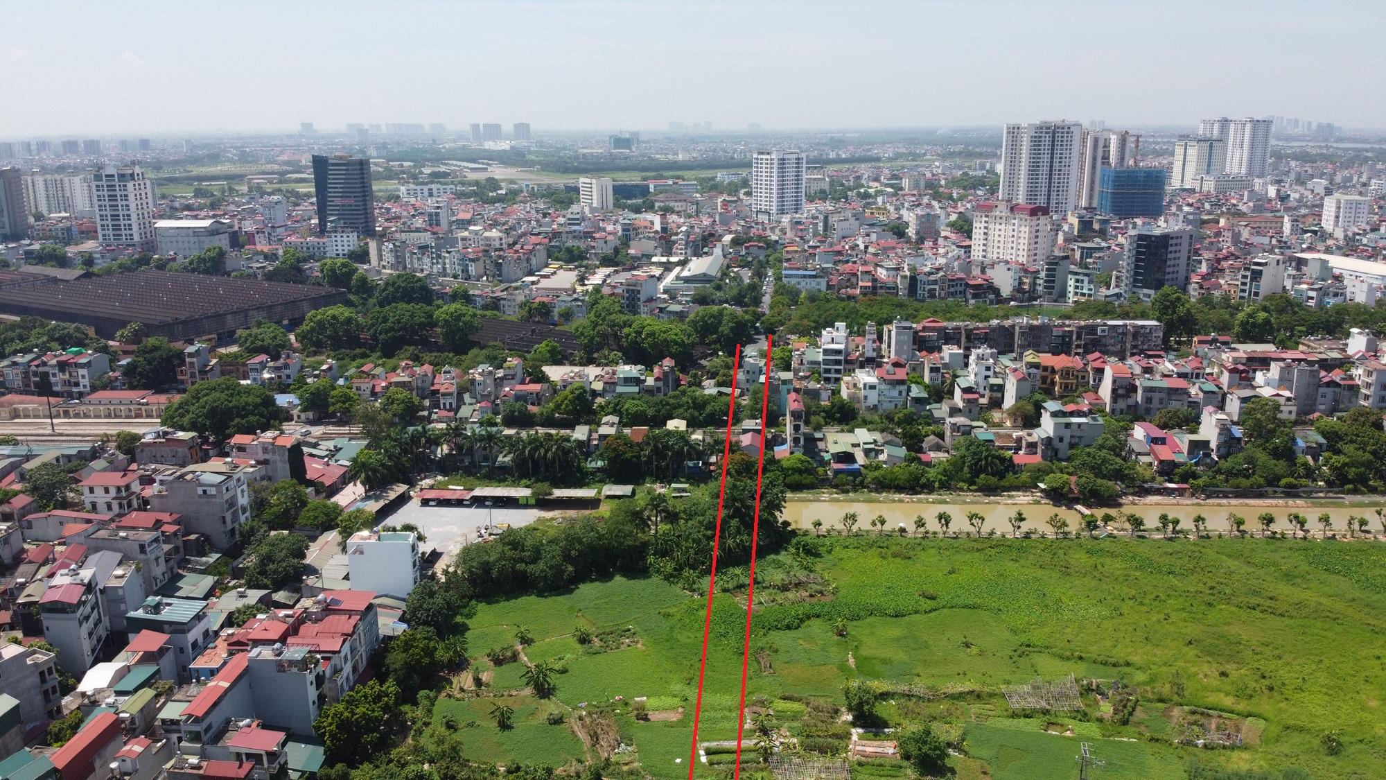 Hai đường sẽ mở theo qui hoạch ở phường Ngọc Lâm, Long Biên, Hà Nội - Ảnh 8.