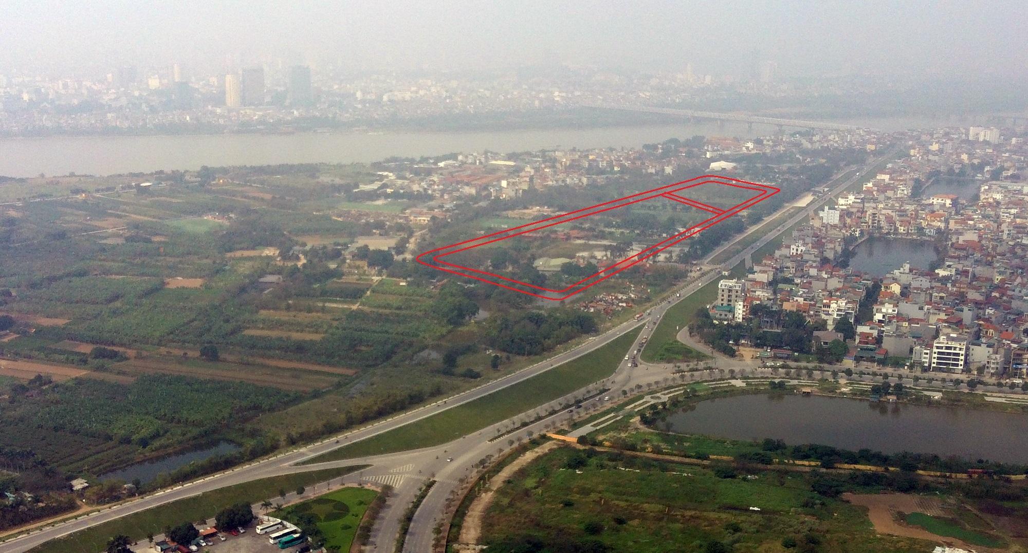 4 đường sẽ mở theo qui hoạch ở phường Bồ Đề, Long Biên, Hà Nội - Ảnh 12.