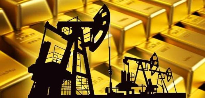 Giá vàng tăng có thể là tin xấu cho dầu thô - Ảnh 1.