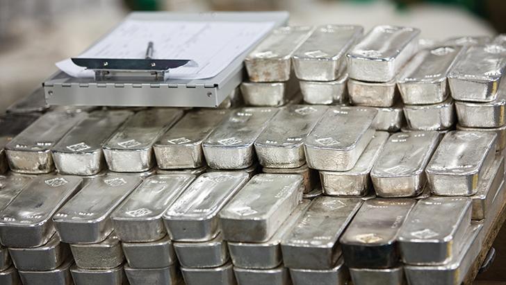 Bản tin thị trường kim loại ngày 22/7: Kim loại bạc lập đỉnh mới, cao nhất trong 6 năm - Ảnh 1.
